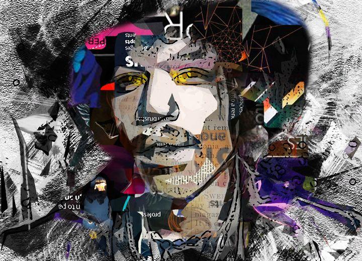 Jimi Hendrix - Keith R Furness