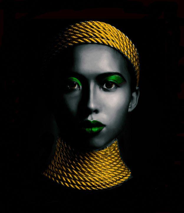 Dark Beauty - Keith R Furness