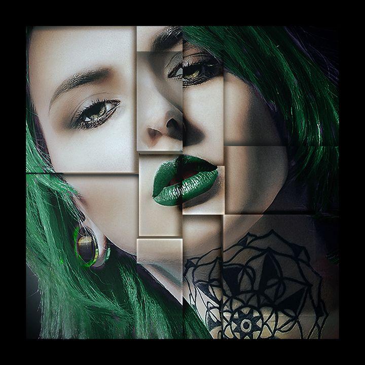 Green Goddess - Keith R Furness