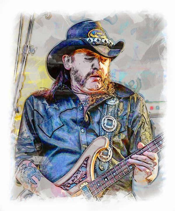Lemmy - Keith R Furness