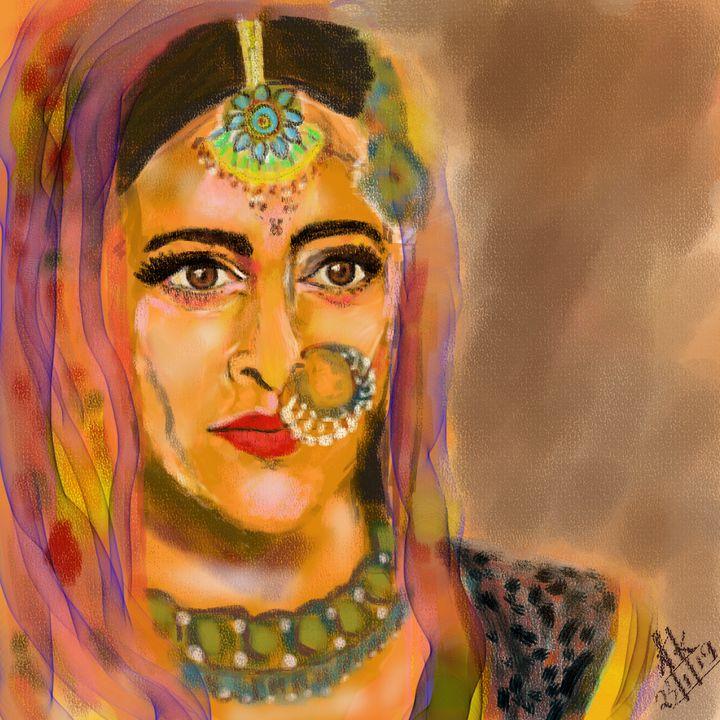 Indian Princess - Journey