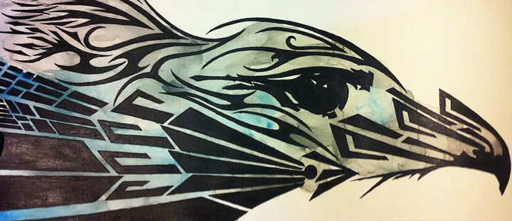 Tribal(ish) Eagle - Some Pretty Cool Stuff