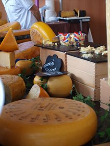 Cheese fair