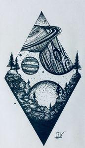 Edge of the earth