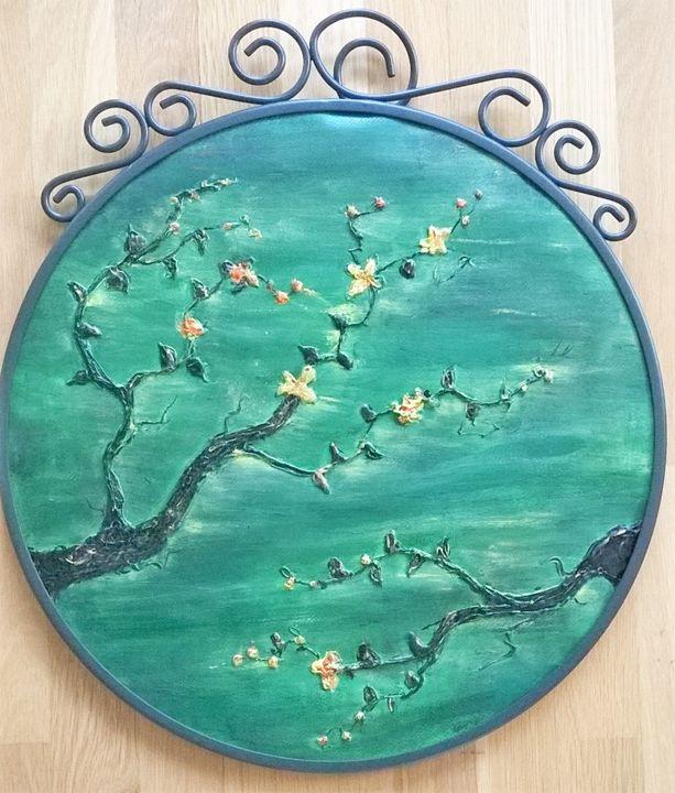 Blossoms - Saaz Arty