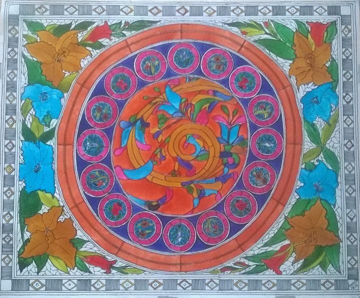 The Window - Saaz Arty