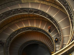 Michelangelo's Stairs