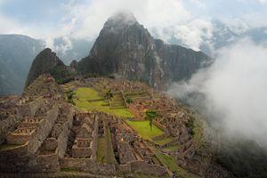 Manchu Picchu, Peru 秘鲁