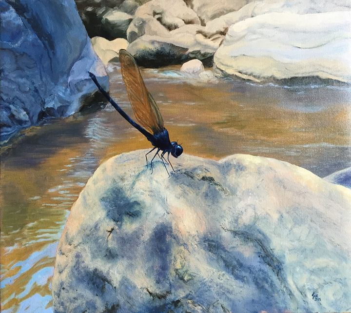 Dragonfly Landing - TheGiaGeorge