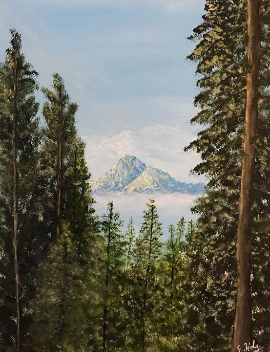 Beautiful Landscapes - Fine Art by Evelyn Hernandez