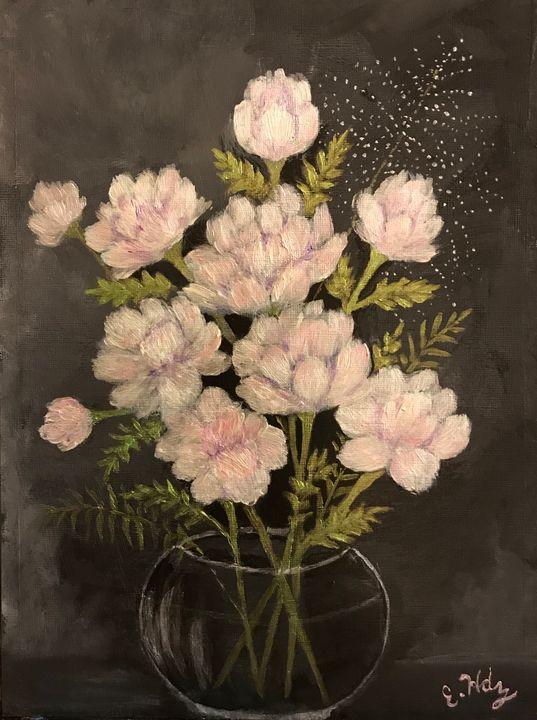 Pretty in Pink - Fine Art by Evelyn Hernandez
