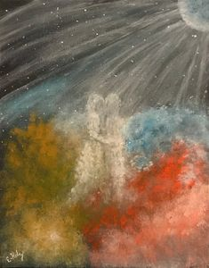 Galactic Love - Evelyn Hernandez