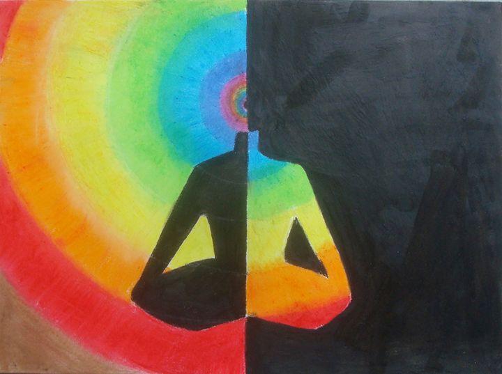 power of meditation - Harish