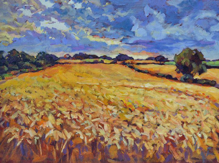 Field. - Irina Ushakova