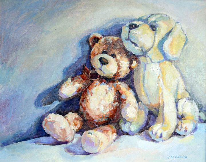 Toys - Irina Ushakova
