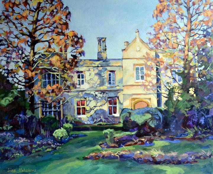 Cambridge International School. - Irina Ushakova