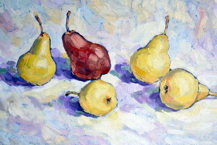 Pears - Irina Ushakova