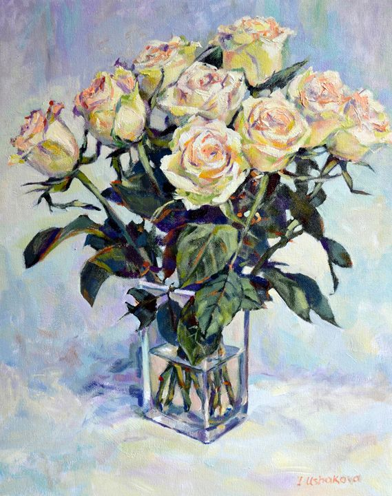 Roses. - Irina Ushakova
