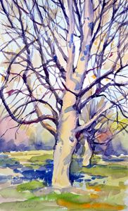 TREES 3 - Irina Ushakova