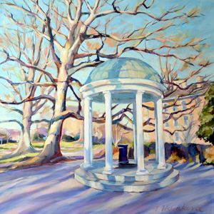 CHAPEL HILL OLD WELL - Irina Ushakova