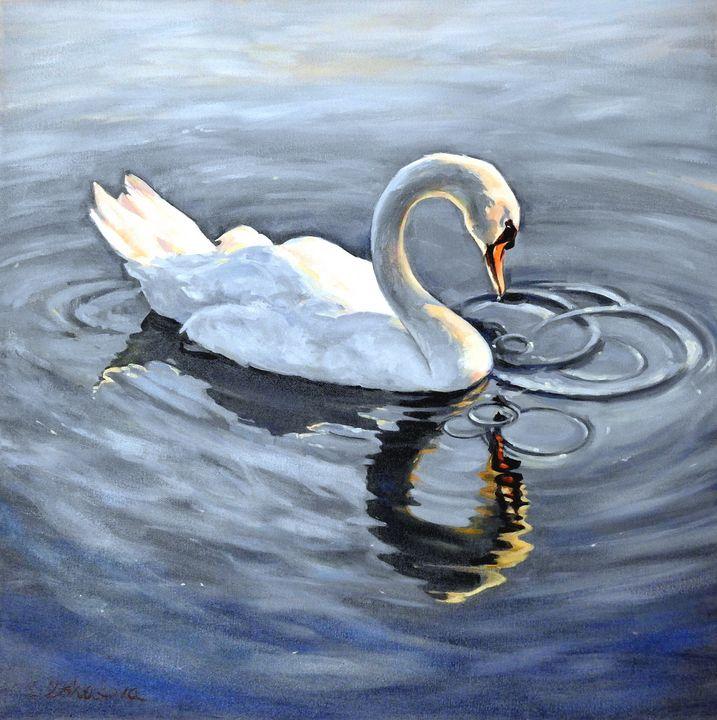 Swan - Irina Ushakova