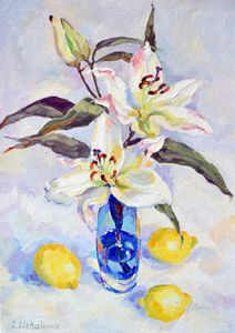 Lily and Lemons - Irina Ushakova