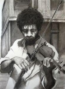 The Violinist - Daniel Rivard