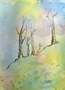 lone trees