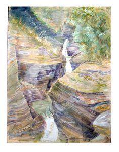 Watkins Glen Gorge