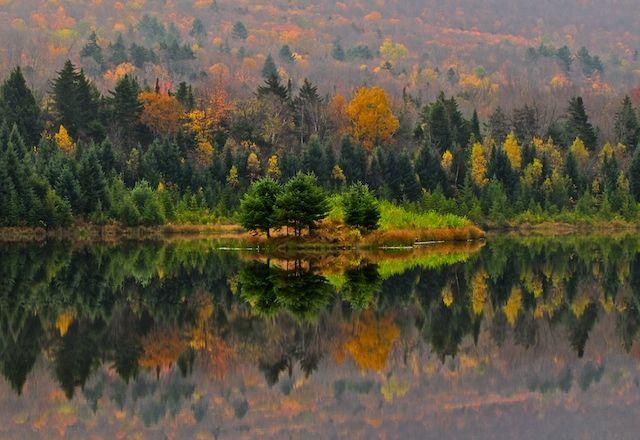 Blueberry Lake - P. Rousseau Fine Art Phoyography