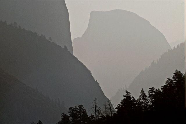 Mountain Layers - P. Rousseau Fine Art Phoyography