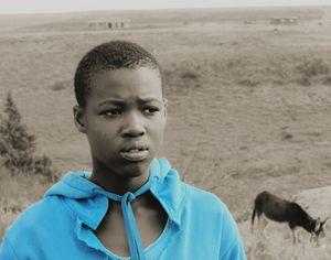 Lesotho Girl
