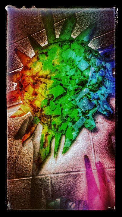 Rainbow Sun - Pixie