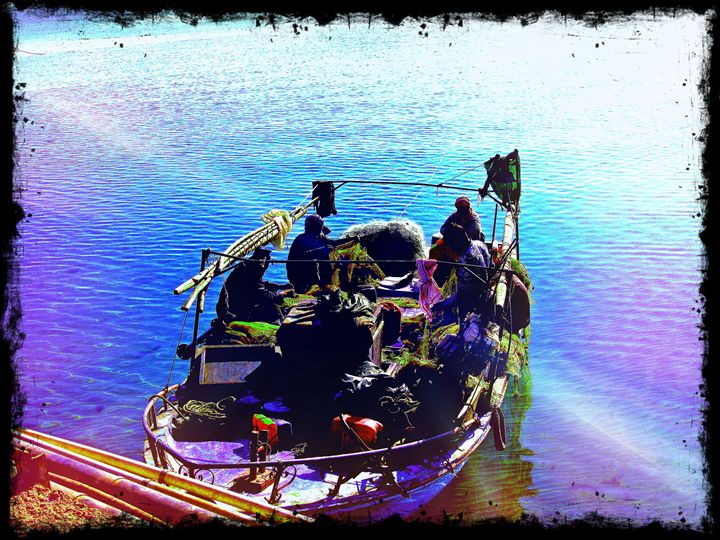 fishermen - Pixie