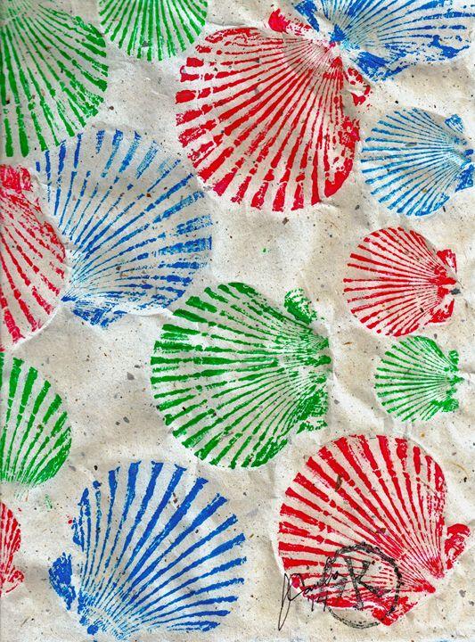 RGB - Scallop Beach - ISLAND FISH PRINTS