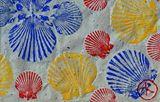 "12'X 18"" Gyotaku Print"