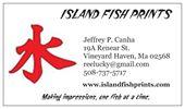 ISLAND FISH PRINTS