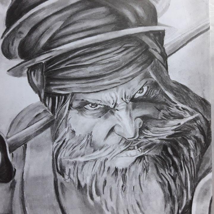 Sikhi art - Ayush Arts