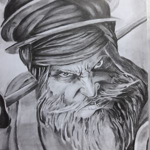 Sikhi art