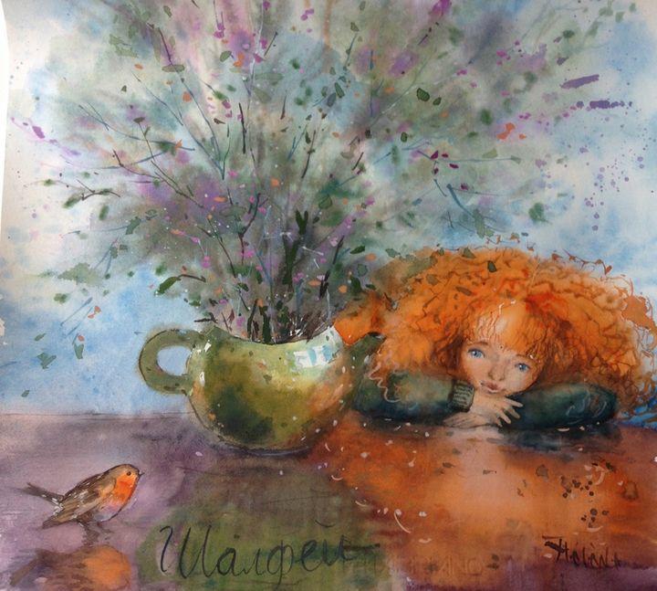 Sage - Helene Manoli