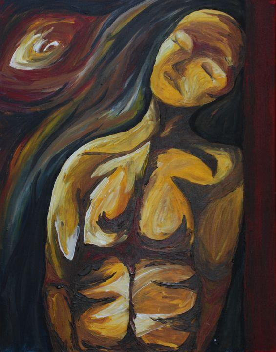 Rest - Heather Humble Sawyer (Slightly Unhinged Art)