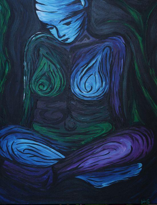 Crisscross Applesauce - Heather Humble Sawyer (Slightly Unhinged Art)