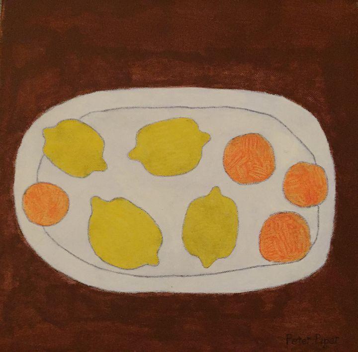 Oranges and lemons - Peter Piper