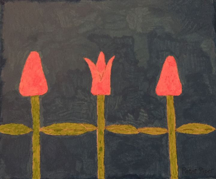 Pink Tulips - Peter Piper