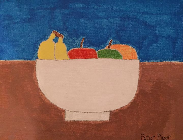 Bowl of Fruit - Peter Piper