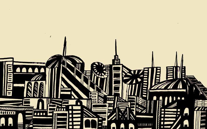 City - B's Fine Arts