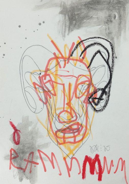 'Keinbock' - Dori Jonetz-Knude - DORI JONETZ-KNUDE