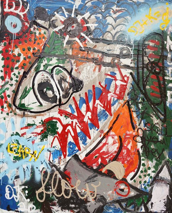 'Play & Flow' - Dori - DORI JONETZ-KNUDE