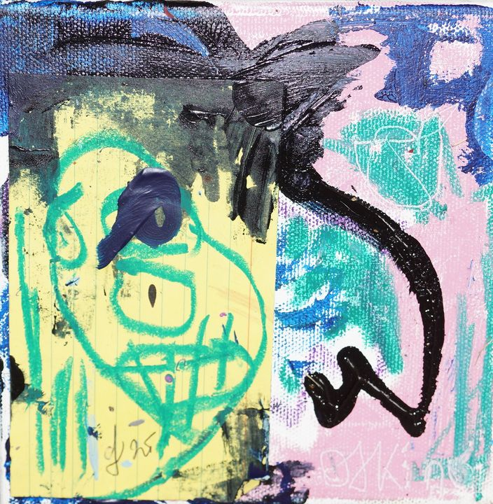 'VS. GRAIN' - Dori - DORI JONETZ-KNUDE