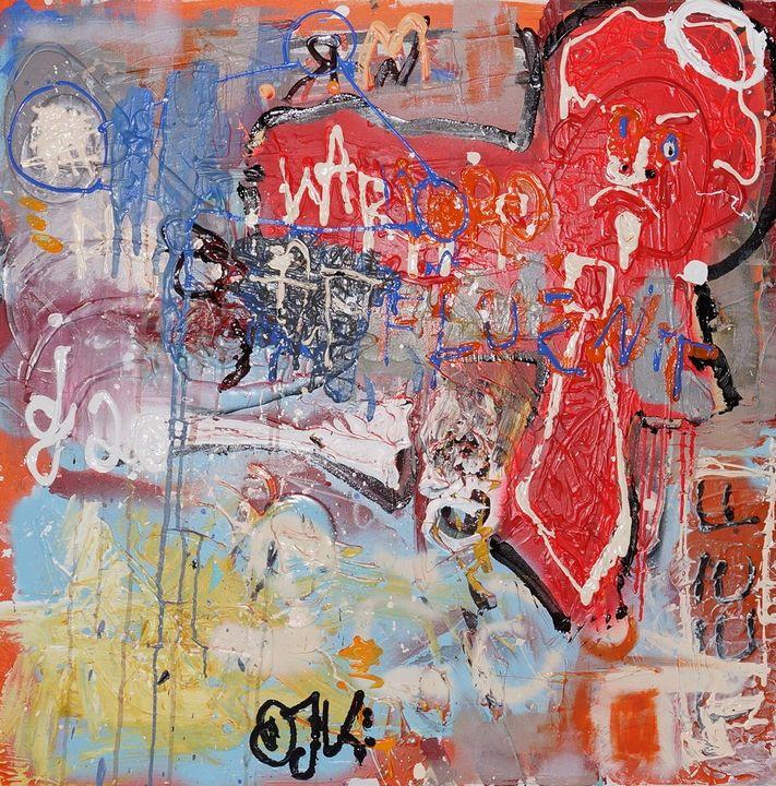 'Holy Hell' - Dori - DORI JONETZ-KNUDE